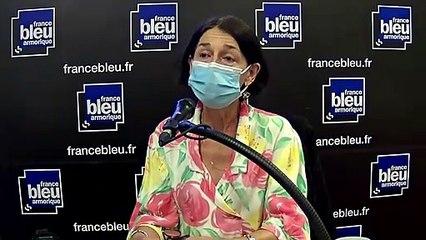 Christine Rivalan-Guégo présidente de l'Université Rennes 2