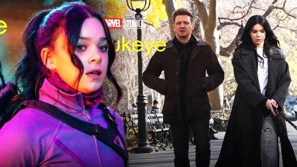 Marvel's Much Awaited Series Hawkeye Trailer Is Damn Thrilling