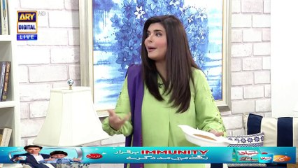 Good Morning Pakistan - Special Pakistani Dishes - 14th September 2021 - ARY Digital