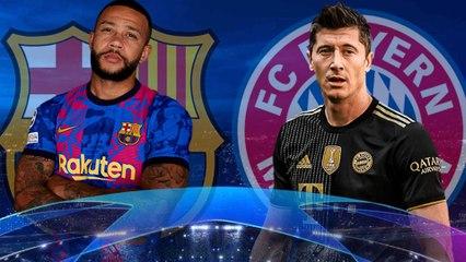 FC Barcelone-Bayern Munich : les compositions probables