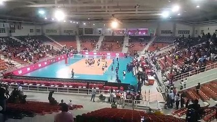 Las Reinas del Caribe derrotan a Cuba 3-0