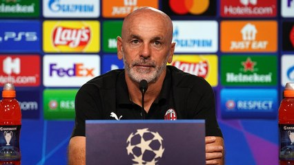 Liverpool v AC Milan, Champions League 2021/22: the pre-match press conference