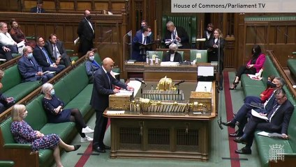 Will face masks and lockdowns come back to the UK? Sajid Javid announces Covid Winter Plan to Parliament