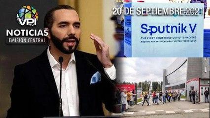 Noticias VPItv Emisión Central - Lunes 20 de Septiembre
