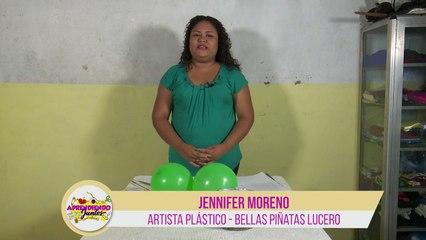Aprendiendo Juntos - Creación de piñatas - Parte 1.