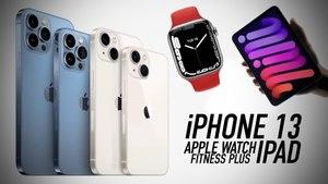 iPhone 13, Apple Watch Series 7, iPad mini: les cinq choses à retenir de la keynote Apple