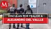 Fiscalía de la CDMX informa sobre la vinculación a proceso de Alejandro del Valle