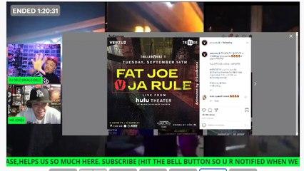 JA RULE VS FAT JOE VERZUZ  BATTLE