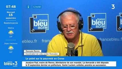 L'invité de la rédaction  - François Pernin