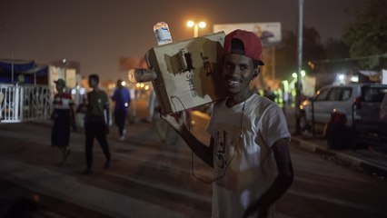 Dispatches from Sudan's Revolution: Suddenly TV | Witness