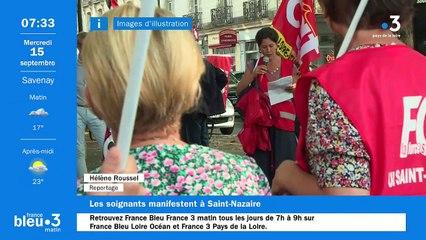 15/09/2021 - Le 6/9 de France Bleu Loire Océan en vidéo