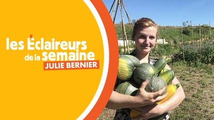 Julie Bernier, permaventurière : « on ne peut pas défendre la nature sans la connaître »