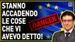 L'Unione europea è il nuovo potere imperialista: vogliono indottrinarci con televisione e giornali