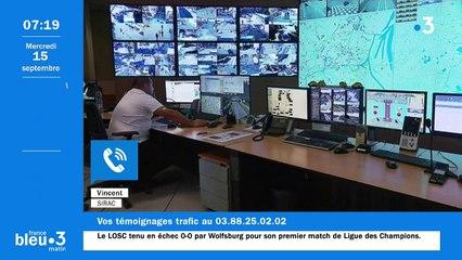 15/09/2021 - Le 6/9 de France Bleu Alsace en vidéo