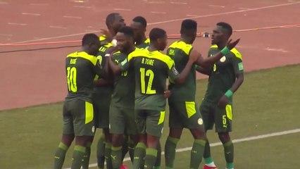 le résumé de Congo - Sénégal (gr. H) - Foot - Qualif. CM 2022