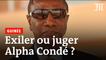 Guinée : les Guinéens partagés sur le sort d'Alpha Condé