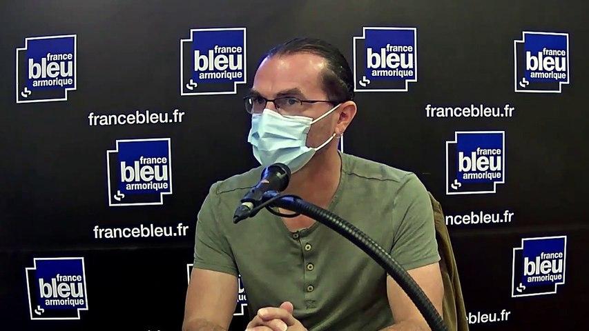 Rodolphe VERGER - Secrétaire adjoint de l'union santé départementale CGT 35