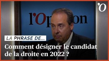 Présidentielle: «Le mode de désignation du candidat de la droite importe peu», estime Jean-Christophe Lagarde (UDI)
