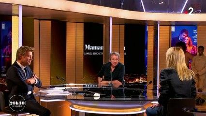 """Vanessa Paradis fait ses débuts au théâtre dans la pièce """"Maman"""""""