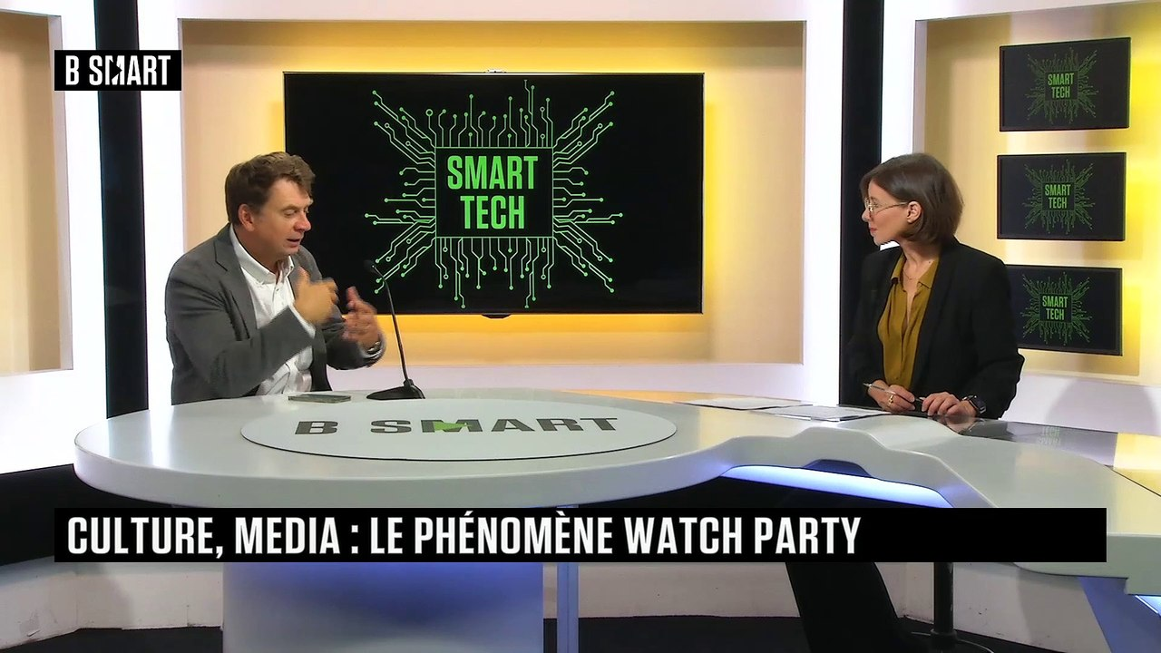 SMART TECH - Tech talk du mercredi 15 septembre 2021 - Vidéo Dailymotion