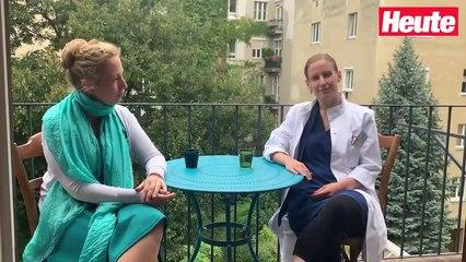 Wiener Powerfrauen lassen Corona-Patienten durchatmen