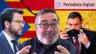 """Sergio Fidalgo: """"La mesa de diálogo en Cataluña es el triunfo del separatismo a cambio de votos"""""""