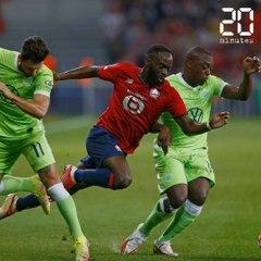 Ligue des champions : Le débrief express de Lille-Wolfsburg