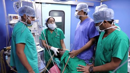 قطار ينقذ الأرواح: أسرع مستشفى في الهند