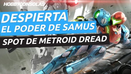 Metroid Dread - Spot publicitario
