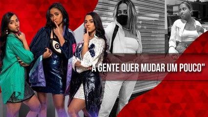 """MC LOMA E MARIELY CONTAM DA GRAVAÇÃO DE """"SENTADINHA DE LEVE"""" E PLANOS FUTUROS!"""