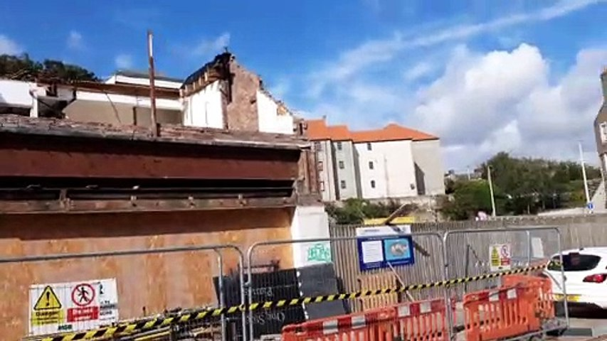Work starts on 39 new flats on Co-Op gap site in Kirkcaldy High Street
