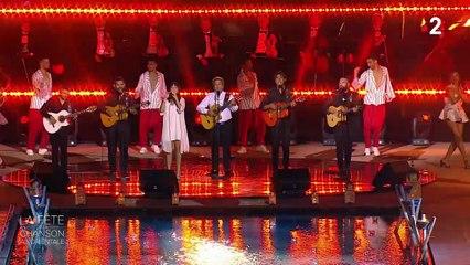 """Chico & the Gypsies et Hasna chantent """"Ya habibi yalla"""""""