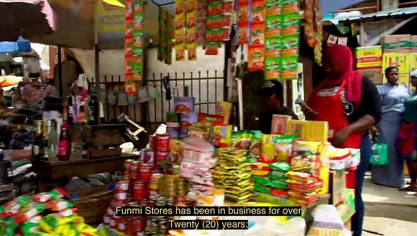 Funmi Stores Nig. Ltd – Spices, Seasoning FMCG Distribution