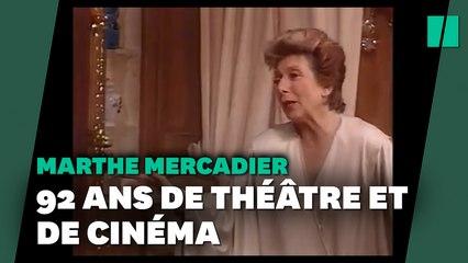 Mort de Marthe Mercadier: des planches du théâtre à DALS, une carrière prolifique