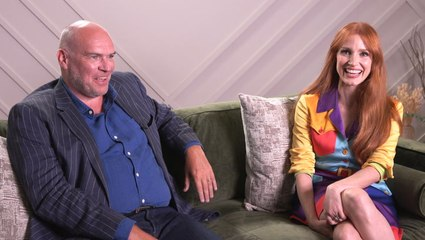 'The Forgiven' Director John Michael McDonagh & Jessica Chastain Join the Variety Studio at TIFF