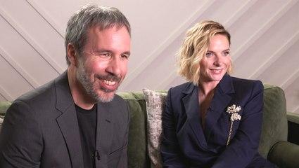 'Dune's' Rebecca Ferguson And Director Denis Villeneuve at TIFF 2021