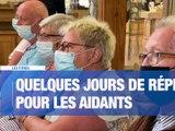 À la UNE : première journée de suspension pour les soignants non-vaccinés / 4 jours de répit pour les aidants / Vous pouvez influer sur le prochain logo de l'ASSE / Saint-Etienne va passer aux 30km/h. - Le JT - TL7, Télévision loire 7