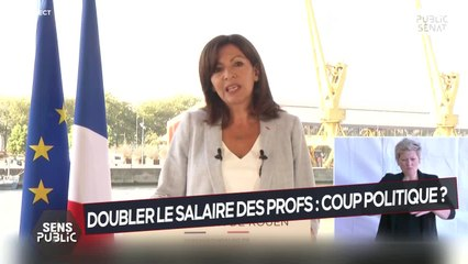Doubler le salaire des profs : démagogie ? / Jeunes : génération désenchantée ? - Sens public (15/09/2021)