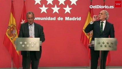 Díaz Ayuso se abre a estudiar reducir el gasto en Telemadrid, como exige Vox para ratificar a José Antonio Sánchez