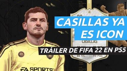 FIFA 22 - Los iconos ya disfrutan de la tecnología Hypermotion