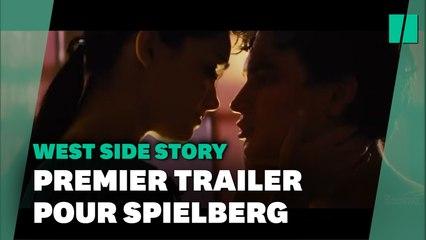 """Le remake de """"West Side Story"""" par Spielberg dévoile sa première bande-annonce"""