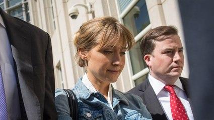 Allison Mack Starts 3-Year Prison Sentence for Role in NXIVM Crimes | THR News