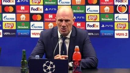 Bruges-Paris SG : Philippe Clement salue le caractère de ses joueurs