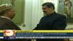 Nicolás Maduro recibe al Secretario General de la OPEP