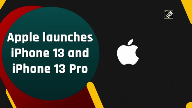 Apple launches iPhone 13 and iPhone 13 Pro