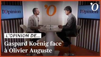 Gaspard Koenig (philosophe): «L'Etat doit cesser de micro-manager nos vies»