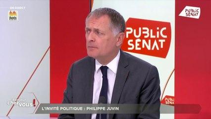 """Vaccins : """"La stratégie scolaire n'est pas la bonne"""" Philippe Juvin"""