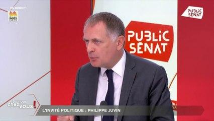 """Sécurité : """"Combien de quinquennats pour arriver à mettre en place une promesse ?"""" Philippe Juvin"""