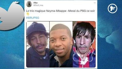 Bruges-PSG et le manque d'efficacité de la MNM enflamment twitter