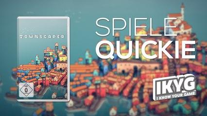 Townscaper - Spiele-Quickie
